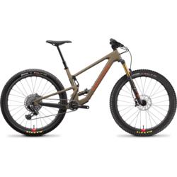 Santa Cruz Tallboy CC X01 AXS RSV