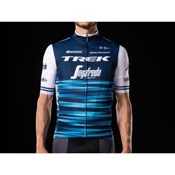 Santini Trek-Segafredo Men's Team Replica Cycling Jersey