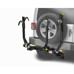 Saris Freedom Superclamp 2-Bike Spare Tire Mounted Rack