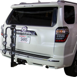 Saris Grand Slam 3-Bike Universal Hitch Rack