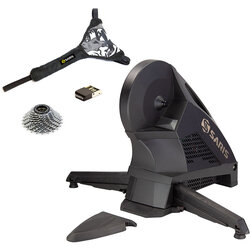 Saris H3 Direct Drive Smart Trainer Bundle