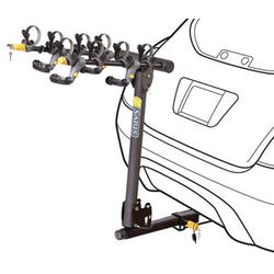 Saris T-Rax Pro (2-Bike, Universal Hitch Mount)