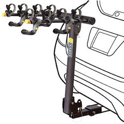 Saris T-Rax Sport (4-Bike, Universal Hitch Mount)