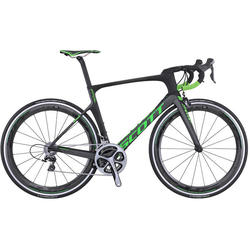 Scott Foil Team Issue Aero Road bike Demo model