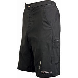 Serfas Zip Cargo Baggy Shorts
