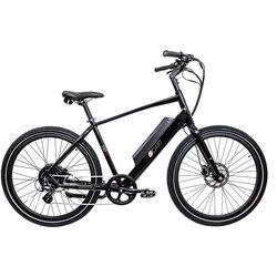 Serfas Dart 350W E-Bike Step Over