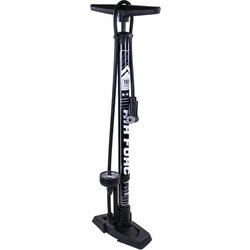 Serfas FP-T1BK AIR FORCE TIER ONE Floor Pump