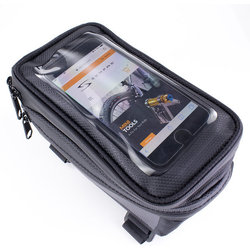 Serfas LT-STM5 Waterproof Cell Phone Top Tube Bag