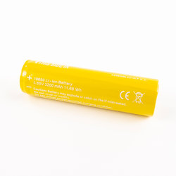 Serfas True Series Headlight Spare Battery