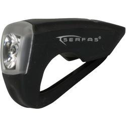 Serfas USL-S Silicone USB Headlight