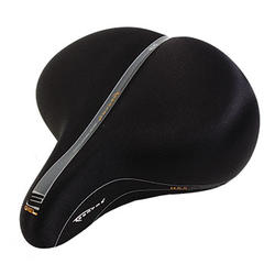 Serfas E-Gel Cruiser Elastomer Saddle