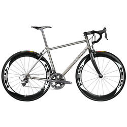 Seven Cycles Axiom SLX (Campagnolo Record EPS)