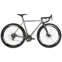 Seven Cycles Evergreen S (Campagnolo Record EPS)