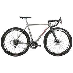 Seven Cycles Evergreen SLX (Campagnolo Record)