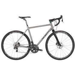Seven Cycles Evergreen SLX Shimano Ultegra Di2