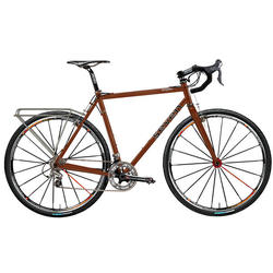 Seven Cycles Expat Frame (Steel)