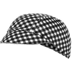 Shebeest Gingham Cyclists Femme Cap