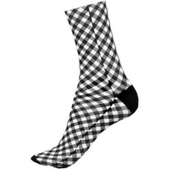 Shebeest Gingham Short Socks