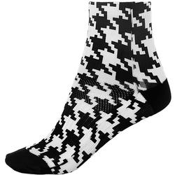 Shebeest Short Houndstooth Sock
