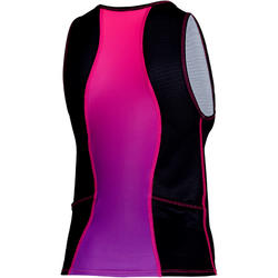Shebeest Tri Zip Top Plus - Women's