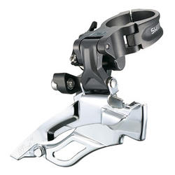 Shimano SLX Dyna-Sys 10-Speed Front Derailleur (Down Swing, Clamp-On)