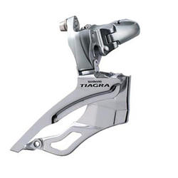 Shimano Tiagra Clamp-On Front Derailleur (Triple Chainring)