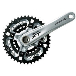 Shimano Deore XT Dyna-Sys 10-speed Crankset