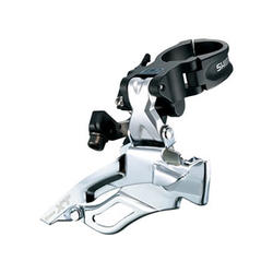 Shimano Deore XT Dyna-Sys 10-Speed Front Derailleur (Down Swing, Clamp-On)