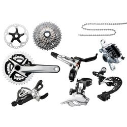 Shimano XTR Trail 10-Speed Components Kit