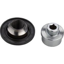 Shimano 105 5800 Rear Hub Left Cone and Lock Nut Unit