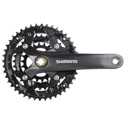 Shimano Acera 9-Speed Triple Crankset