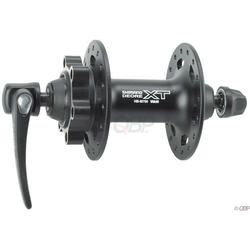 Shimano Deore XT M756 6螺栓盘前毂
