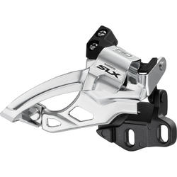 Shimano SLX Front Derailleur (Double, E-Type, Top Swing)