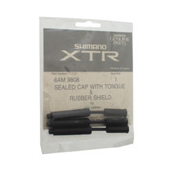 Shimano SP40 Nosed Cap And Raincoat Kit