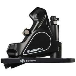 Shimano Tiagra BR-RS405 Front Flat-Mount Disc Brake Caliper