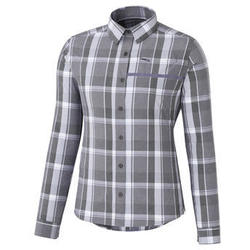 Shimano W's Transit Check Button Up Shirt