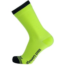 Showers Pass Crosspoint WP Hi-Viz Crew Sock