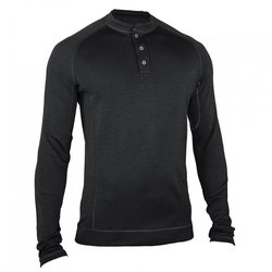 Showers Pass Long-Sleeve Bamboo-Merino Henley