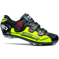 Sidi MTB Dominator 7 Black/Yellow Fluo