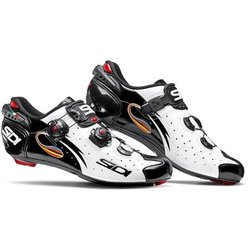 Sidi Wire Carbon Matte Black/White