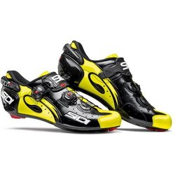 Sidi Wire Carbon Black/Yellow Fluo