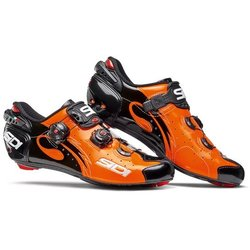 Sidi Wire Carbon Orange/Black
