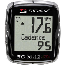 Sigma Sport BC 16.12 STS + Cadence