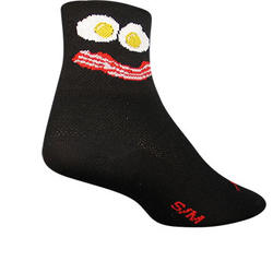 SockGuy Breakfast Socks