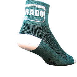 SockGuy Colorado License Plate Socks