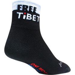 SockGuy Free Tibet Socks