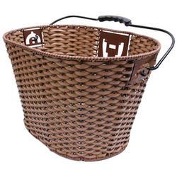 Sunlite Deluxe Quick Release Rattan Basket