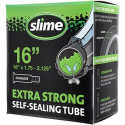 Slime Extra Strong Self-Sealing Schrader Valve Tube