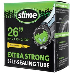 Slime Extra Strong Self-Sealing Presta Valve Tube
