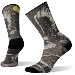 Smartwool Men's Curated Give a Hoot Crew Socks